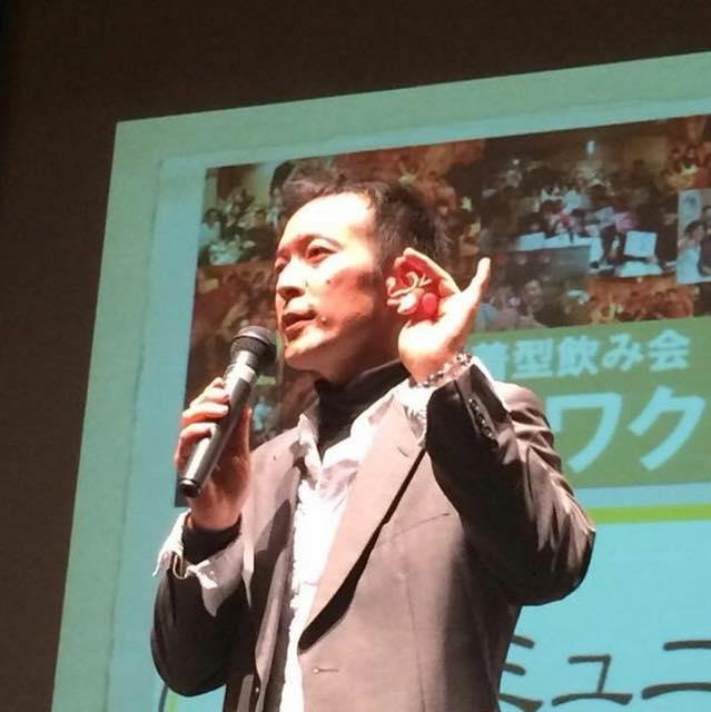 疋田正憲さん  (ビジネスプロデューサー)キャラ立ち感想
